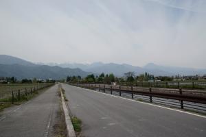あずみ野やまびこ自転車道