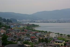 小坂観音院からの景色