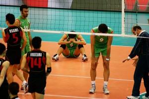 イラン選手