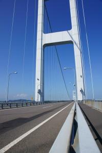 来島海峡大橋より (2)