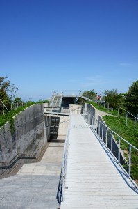 亀老山展望公園より (1)