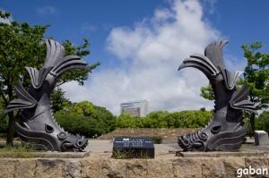 姫路城・城見台公園